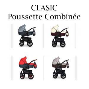 CLASIC Poussette Combinée