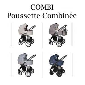 COMBI Poussette Combinée