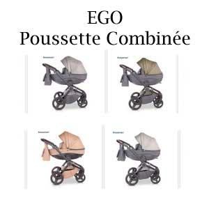 EGO Poussette Combinée