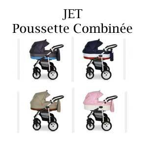 JET Poussette Combinée