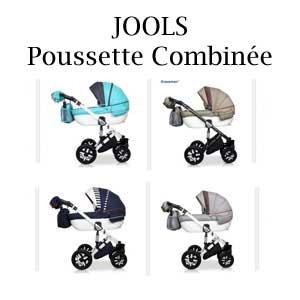 JOOLS ECLIPSE Poussette Combinée