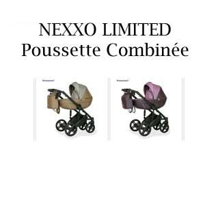 NEXXO LIMITED Poussette Combinée
