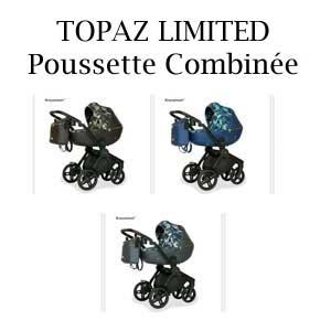 TOPAZ LUX LIMITED Poussette Combinée