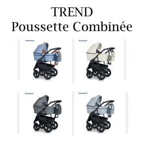 TREND PRESTIGE Poussette Combinée