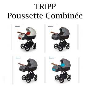 TRIPP Poussette Combinée