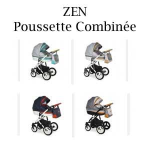 ZEN Poussette Combinée