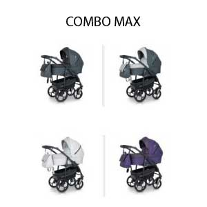 COMBO MAX Poussette Combinée